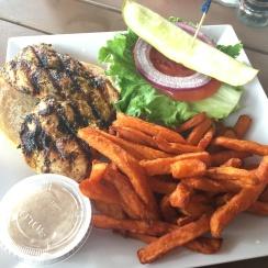 Grilled chicken! Yum!